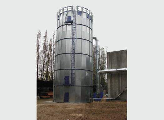 Бункерный фильтр S24 (вакуумная аспрация)