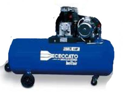 Поршневые компрессоры на ресивере Beltair Pro