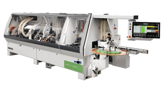 Автоматический кромкооблицовочный станок Biesse Akron 1400