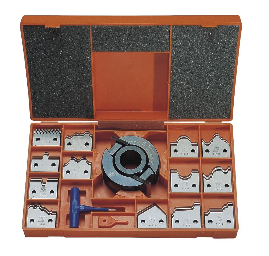 Универсальный профильный набор OMAS 394С