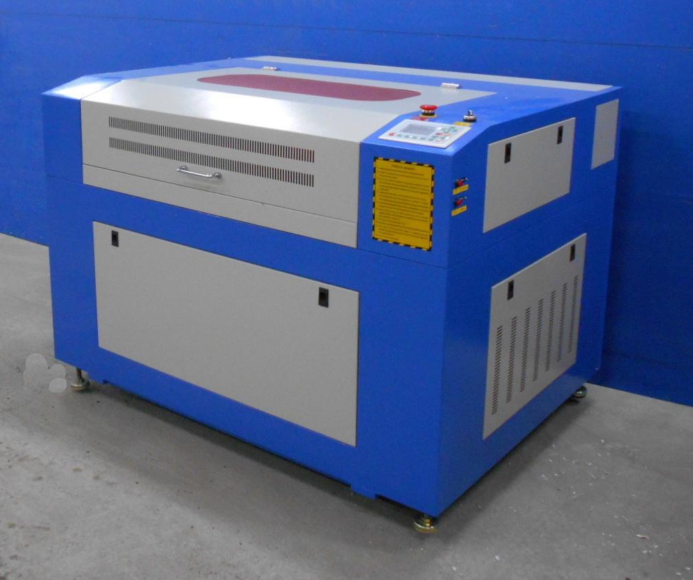 Лазерно-гравировальный станок с ЧПУ мод. Z 9060