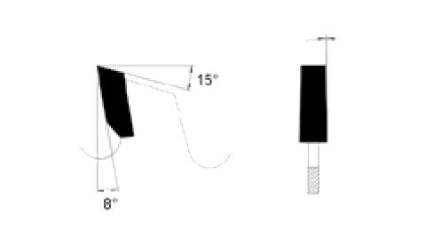 АКЕ- подрезные  конические пилы