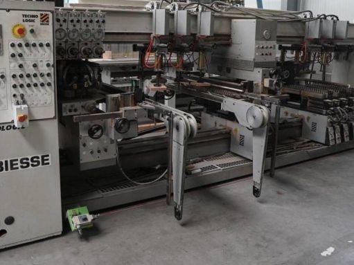 Линейная сверлильная машина BIESSE TECHNOLOGIC