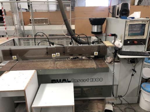 Линейная сверлильная машина OMAL INSERT 1300 MEB024