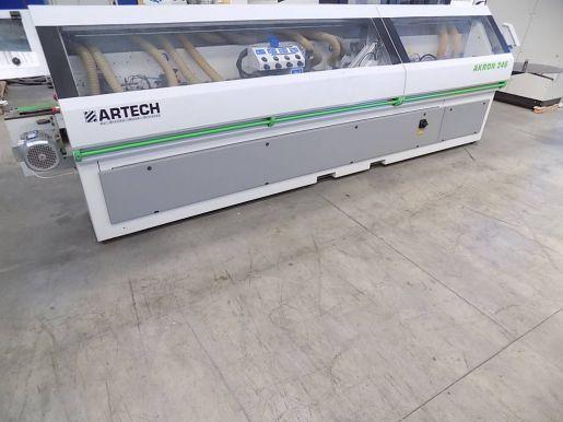 Кромкооблицовочный станок BIESSE AKRON 246
