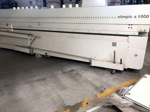 Кромкооблицовочный станок SCM OLIMPIC S1000 R T-ER4L