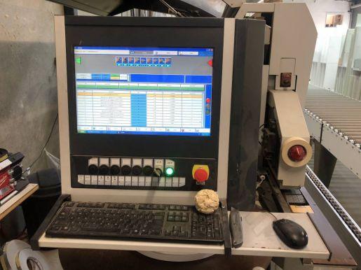 Кромкооблицовочный станок BIESSE ROXYL 4.5 MDH004