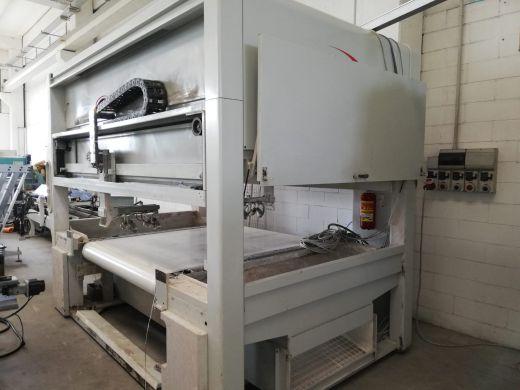Автоматический окрасочный станок CEFLA EASY2000 4+4