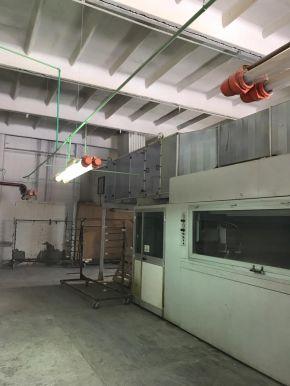 Автоматический покрасочный станок GIARDINA DUAL 601