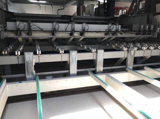 Горизонтальная панельная пила SELCO WNT 600