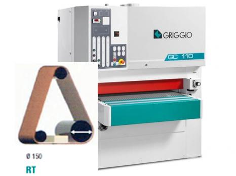 Калибровально-шлифовальный станок GC110/1-150 RT