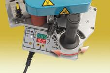 Кромкооблицовочная машинка с клеевой ванной PEB250 VIRUTEX (Испания)
