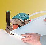 Кромкооблицовочная машинка с клеевой ванной PEB200 VIRUTEX (Испания)
