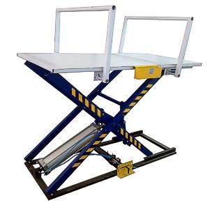Стол подъёмный сборочый пневматический Loza SB1